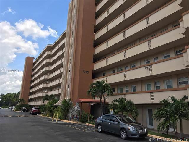 1075 NE Miami Gardens #210, Miami, FL 33179 (MLS #A10721845) :: Grove Properties