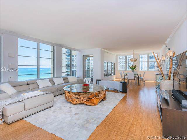 5660 Collins Ave 10B, Miami Beach, FL 33140 (MLS #A10721956) :: The Kurz Team