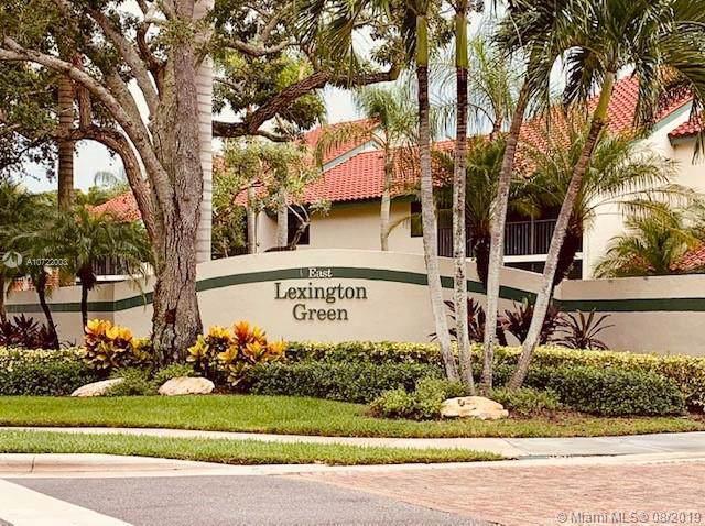 11 E Lexington Ln E H, Palm Beach Gardens, FL 33418 (MLS #A10722003) :: Ray De Leon with One Sotheby's International Realty