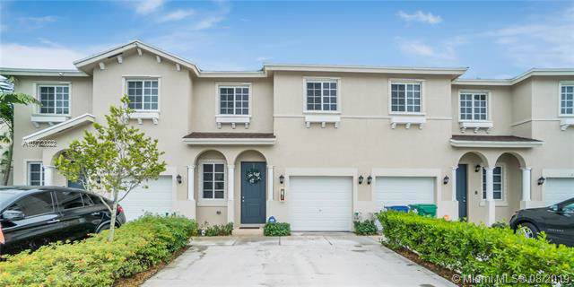 1366 NW 214th Ter #1356, Miami Gardens, FL 33169 (MLS #A10722022) :: Lucido Global
