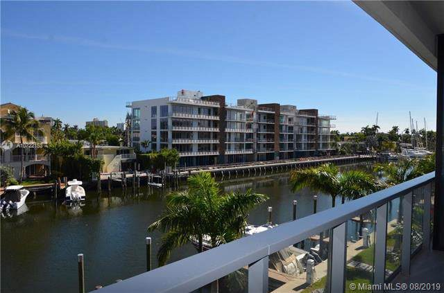 70 Hendricks Isle #302, Fort Lauderdale, FL 33301 (MLS #A10722153) :: Berkshire Hathaway HomeServices EWM Realty