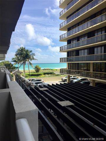 9499 Collins Ave #205, Surfside, FL 33154 (MLS #A10722230) :: Miami Villa Group
