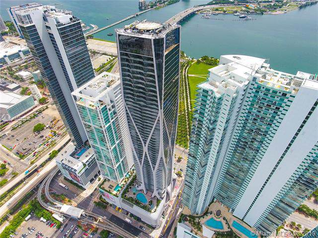 1000 Biscayne Blvd #3101, Miami, FL 33132 (MLS #A10722248) :: Ray De Leon with One Sotheby's International Realty