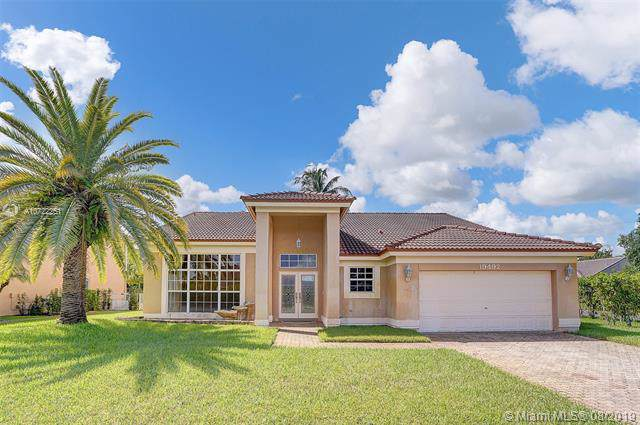 19492 NW 11th St, Pembroke Pines, FL 33029 (MLS #A10722251) :: Castelli Real Estate Services