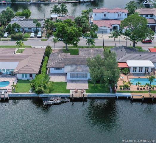 12805 N Bayshore Dr, North Miami, FL 33181 (MLS #A10722305) :: The Riley Smith Group