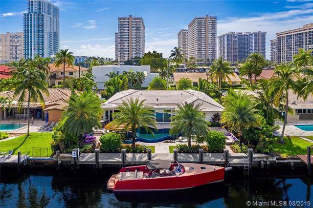518 Palm Dr, Hallandale, FL 33009 (MLS #A10722531) :: Albert Garcia Team