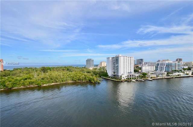 920 Intracoastal #1002, Fort Lauderdale, FL 33304 (MLS #A10722538) :: Berkshire Hathaway HomeServices EWM Realty