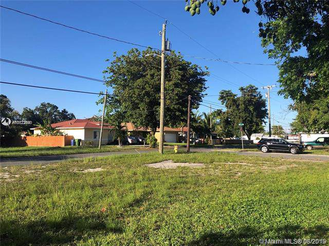9 NW Nw St, Hallandale, FL 33009 (MLS #A10722698) :: Lucido Global