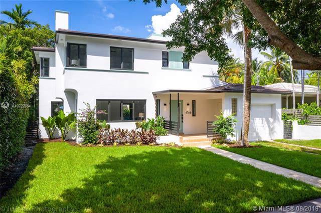 6166 Pine Tree Dr, Miami Beach, FL 33140 (MLS #A10722764) :: The Teri Arbogast Team at Keller Williams Partners SW