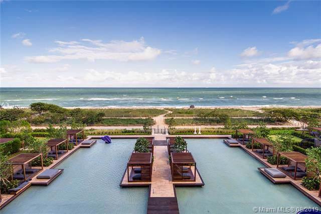 9349 Collins #403, Surfside, FL 33154 (MLS #A10722769) :: Miami Villa Group