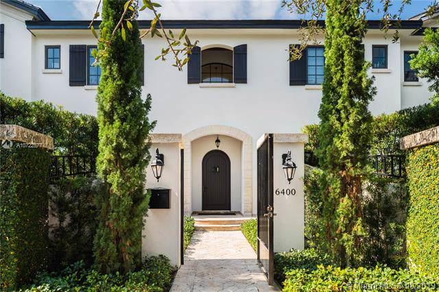6400 San Vicente St, Coral Gables, FL 33146 (MLS #A10722877) :: Berkshire Hathaway HomeServices EWM Realty