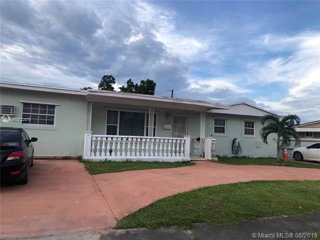 4771 NW 176th St, Miami Gardens, FL 33055 (MLS #A10722979) :: Berkshire Hathaway HomeServices EWM Realty