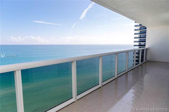 1800 S Ocean Dr #2802, Hallandale, FL 33009 (MLS #A10723018) :: Grove Properties