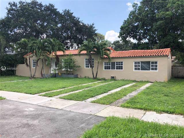 262 NE 103rd St, Miami Shores, FL 33138 (MLS #A10723021) :: Lucido Global