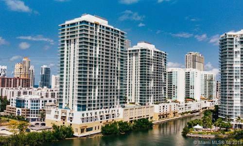 330 Sunny Isles Blvd 5-2202, Sunny Isles Beach, FL 33160 (MLS #A10723139) :: Grove Properties