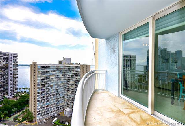 2475 Brickell Ave #2306, Miami, FL 33129 (MLS #A10723192) :: The TopBrickellRealtor.com Group