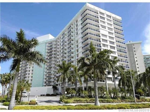 3725 S Ocean Dr #917, Hollywood, FL 33019 (MLS #A10723227) :: Berkshire Hathaway HomeServices EWM Realty