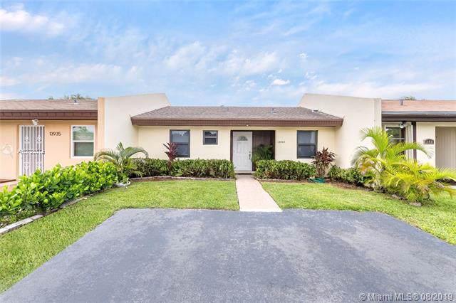 13933 SW 52nd Ter #13933, Miami, FL 33175 (MLS #A10723374) :: Berkshire Hathaway HomeServices EWM Realty