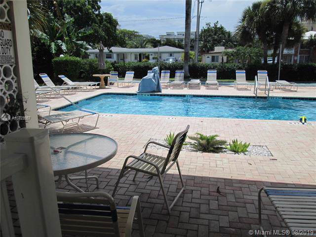 3225 NE 16th St 7A, Pompano Beach, FL 33062 (MLS #A10723557) :: The Kurz Team