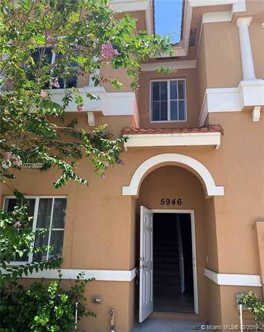 5946 Woodlands Blvd #5946, Tamarac, FL 33319 (MLS #A10723623) :: The Edge Group at Keller Williams