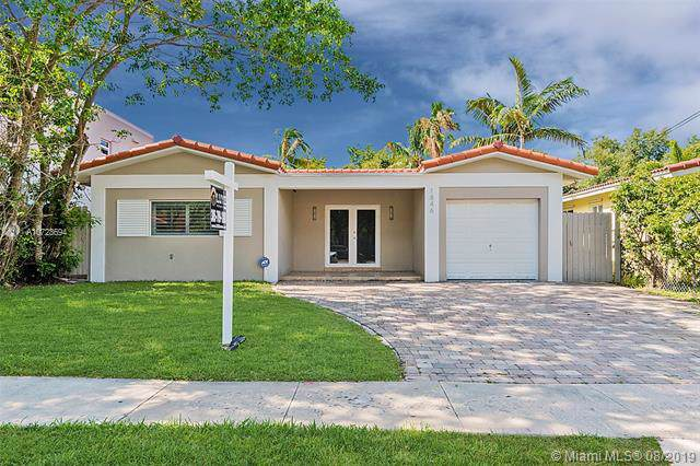 1846 SW 22nd Terrace, Miami, FL 33145 (MLS #A10723694) :: Carole Smith Real Estate Team