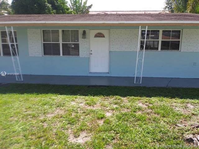5042 SW 24th Ave, Dania Beach, FL 33312 (MLS #A10723695) :: Castelli Real Estate Services