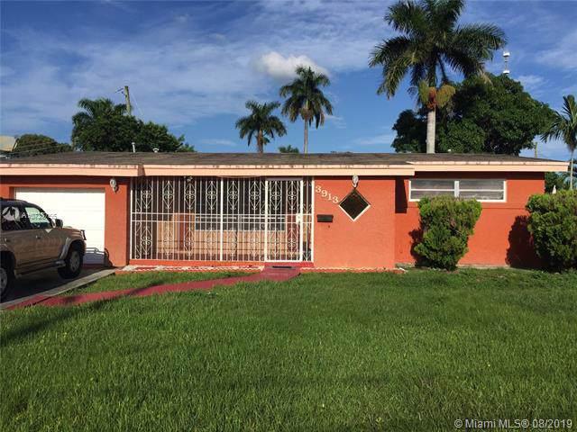 3913 E Lake Ter, Miramar, FL 33023 (MLS #A10723755) :: GK Realty Group LLC