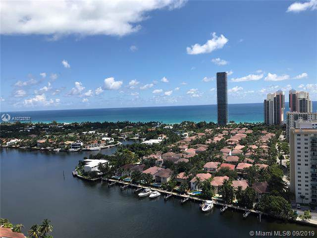 19355 Turnberry Way 23A, Aventura, FL 33180 (MLS #A10723787) :: The Jack Coden Group