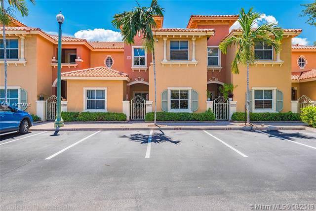 4927 N Harbor Isles Dr #205, Dania Beach, FL 33312 (MLS #A10723810) :: GK Realty Group LLC
