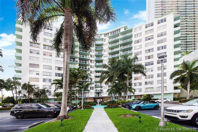 3301 NE 5TH AVE #820, Miami, FL 33137 (MLS #A10723842) :: The Paiz Group