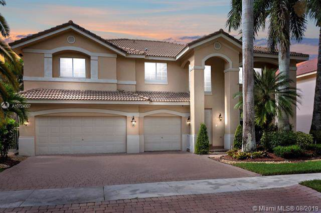 Weston, FL 33327 :: Berkshire Hathaway HomeServices EWM Realty