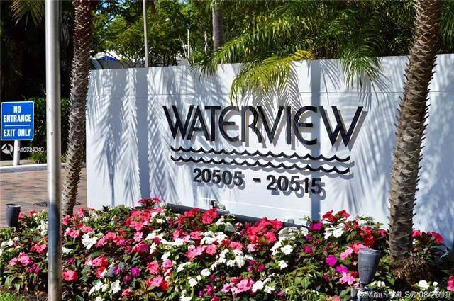 20515 E Country Club Dr #549, Aventura, FL 33180 (MLS #A10724048) :: GK Realty Group LLC
