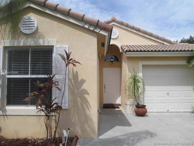2027 SE 13th St, Homestead, FL 33035 (MLS #A10724051) :: The Jack Coden Group