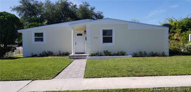 1230 NE 158th St, North Miami Beach, FL 33162 (MLS #A10724067) :: Lucido Global