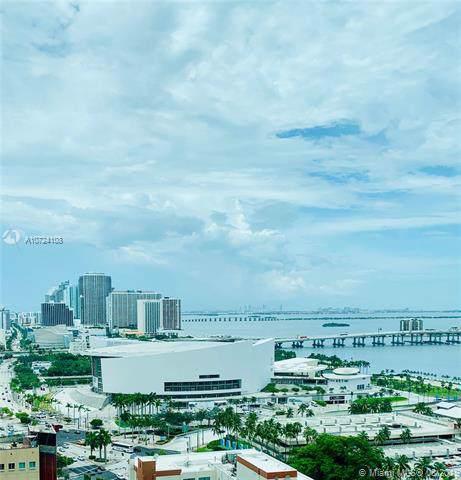 253 NE 2 #2202, Miami, FL 33132 (MLS #A10724108) :: Grove Properties