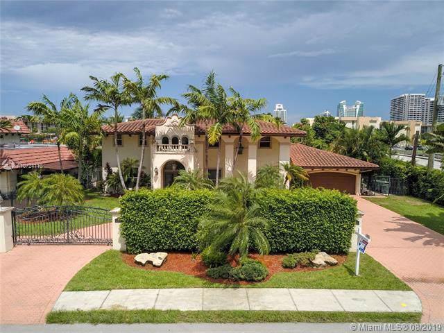 900 Diplomat Pkwy, Hallandale, FL 33009 (MLS #A10724110) :: The Rose Harris Group