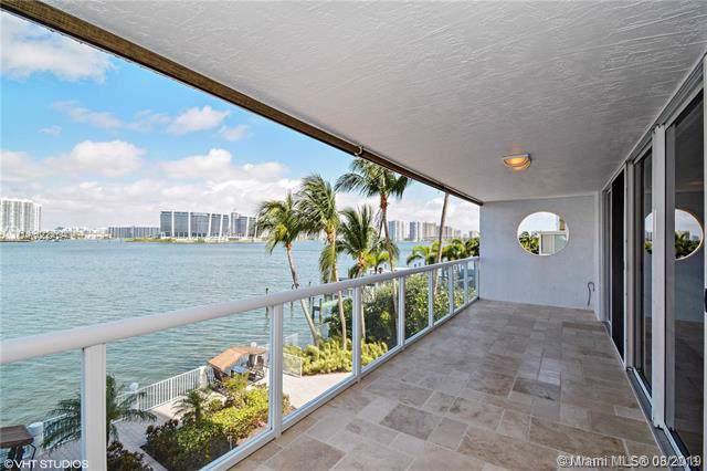 17700 N Bay Rd #301, Sunny Isles Beach, FL 33160 (MLS #A10724194) :: Lucido Global