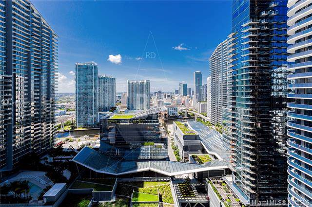 55 SW 9 ST #2501, Miami, FL 33130 (MLS #A10724275) :: Ray De Leon with One Sotheby's International Realty