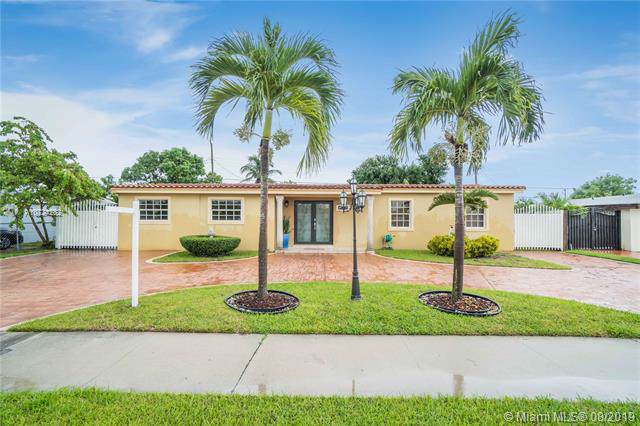 4515 SW 117th Ave, Miami, FL 33175 (MLS #A10724282) :: The Jack Coden Group
