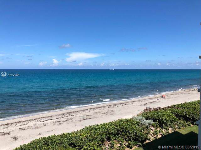 19670 Beach Road A511, Tequesta, FL 33469 (MLS #A10724294) :: Berkshire Hathaway HomeServices EWM Realty