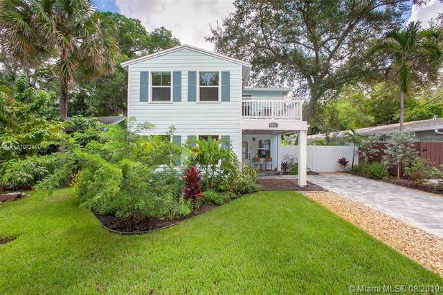 304 Seminole Ave, Fort Lauderdale, FL 33312 (MLS #A10724414) :: The Kurz Team