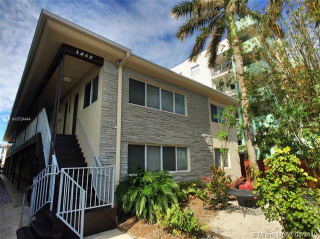 1242 Alton Rd #204, Miami Beach, FL 33139 (MLS #A10724444) :: The Paiz Group
