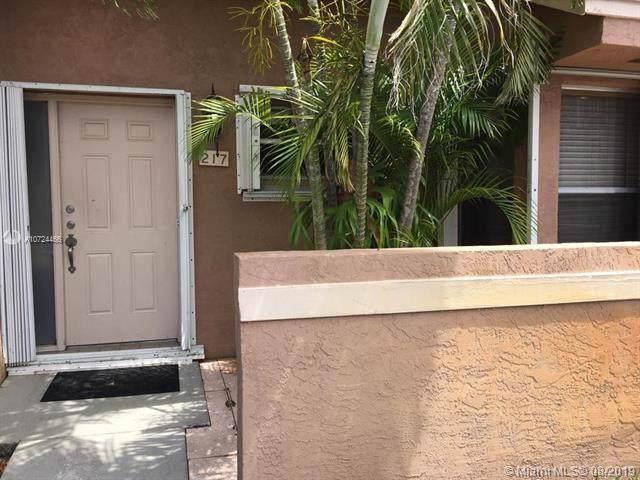 217 SE 8th St #602, Hallandale, FL 33009 (MLS #A10724466) :: The Rose Harris Group