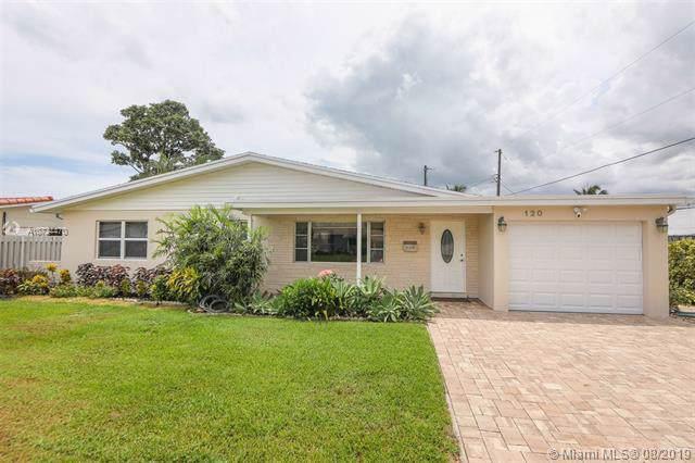120 SE 11th Ct, Deerfield Beach, FL 33441 (MLS #A10724470) :: Berkshire Hathaway HomeServices EWM Realty