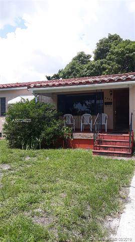 5802 W 3rd Ave, Hialeah, FL 33012 (MLS #A10724523) :: Lucido Global