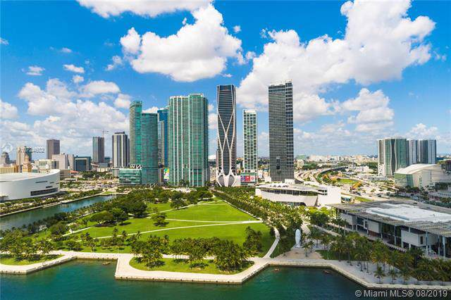 1000 Biscayne Blvd #3001, Miami, FL 33132 (MLS #A10724602) :: Ray De Leon with One Sotheby's International Realty