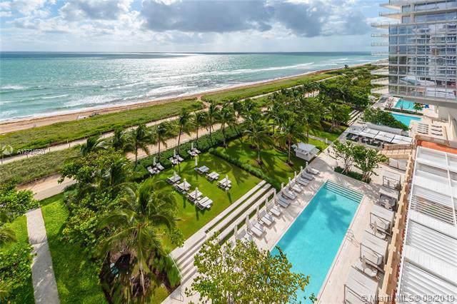 9111 S Collins Avenue N-815, Surfside, FL 33154 (MLS #A10724620) :: Miami Villa Group