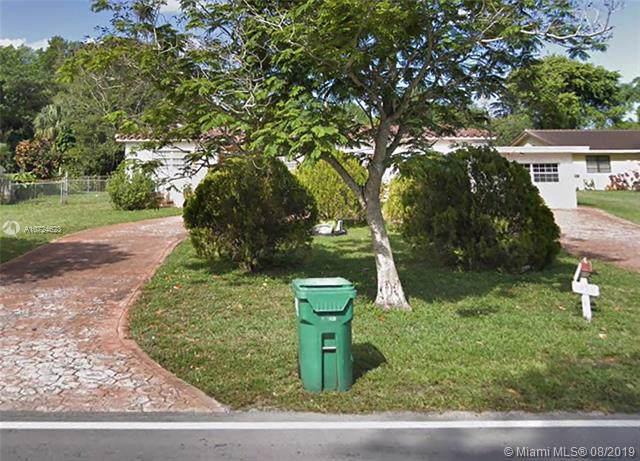 13538 N Miami Ave, Miami, FL 33168 (MLS #A10724623) :: Lucido Global
