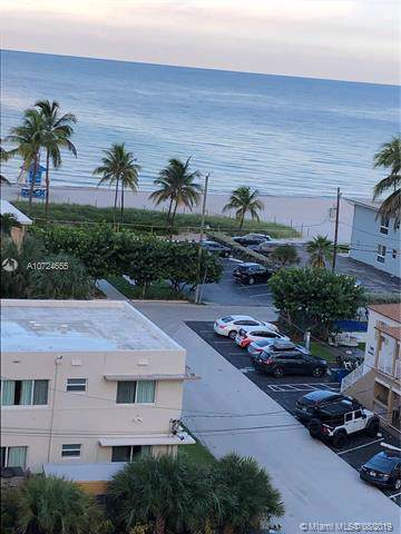 1601 S Ocean Dr #805, Hollywood, FL 33019 (MLS #A10724655) :: The Jack Coden Group
