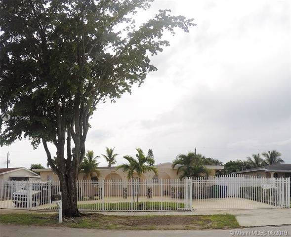17921 NW 43RD Ave, Miami Gardens, FL 33055 (MLS #A10724932) :: The Paiz Group